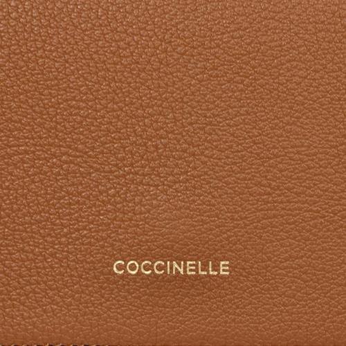 Coccinelle Lea bruin