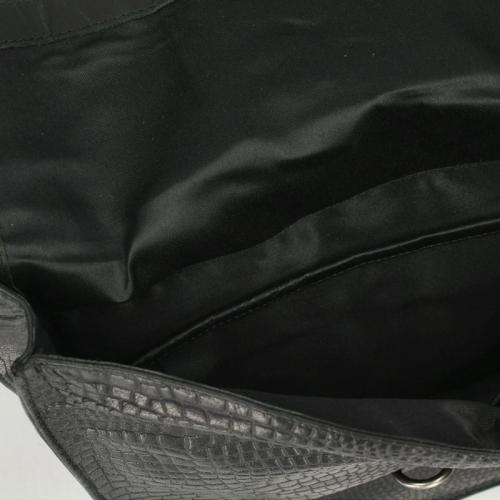 DSTRCT Croco zwart