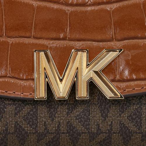Michael Kors Karlie cognac