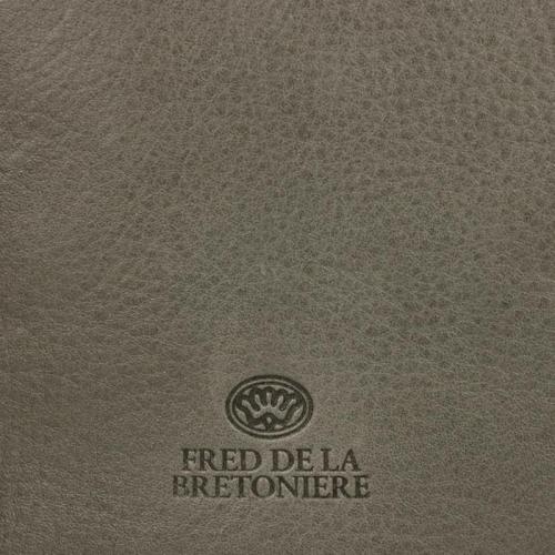 Fred De La Bretoniere Soft Nappa grijs