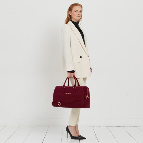 Suitsuit Fabulous Seventies rood