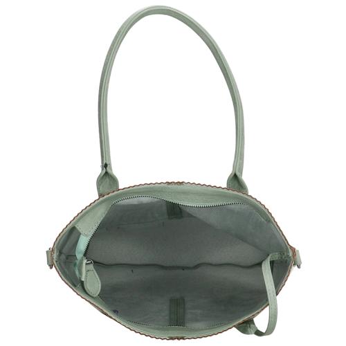 Zebra Trends Natural Bag Kartel groen