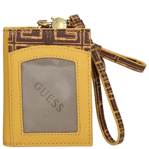 Guess Card Case bruin