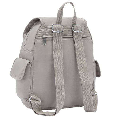 Kipling City Pack S grijs