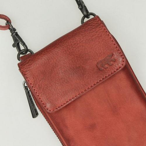 Bear Design Callisto Pelle rood