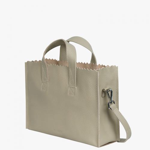 MYOMY My Paper Bag Handbag Mini beige