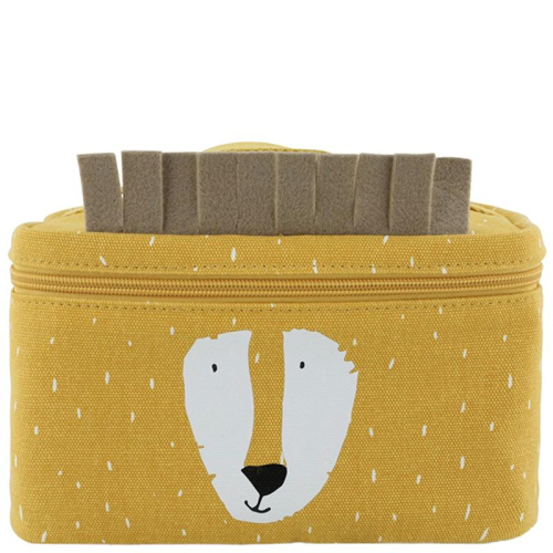 Trixie Thermal lunch bag geel