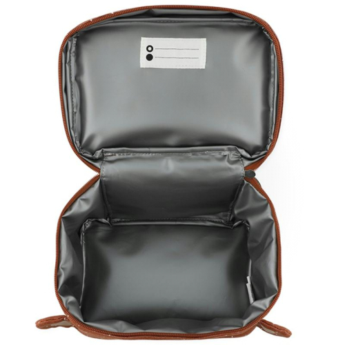 Trixie Thermal lunch bag bruin