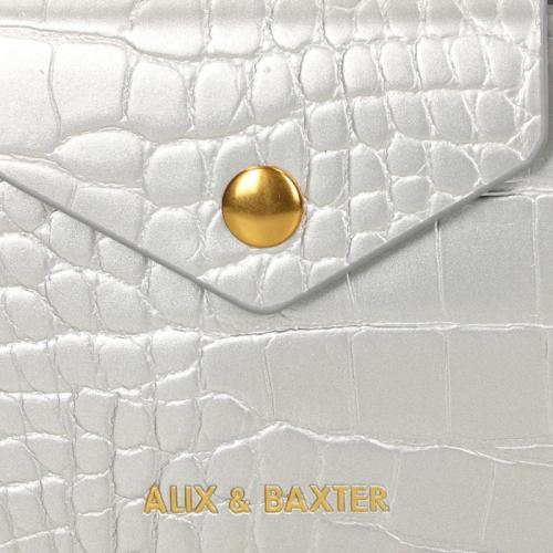 Alix & Baxter Carry zilver