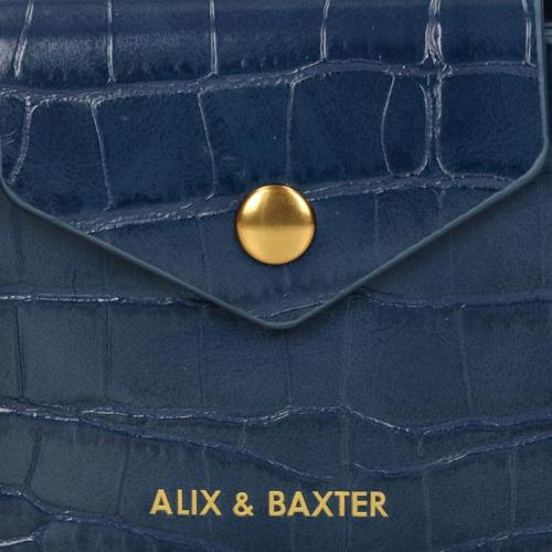 Alix & Baxter Carry blauw