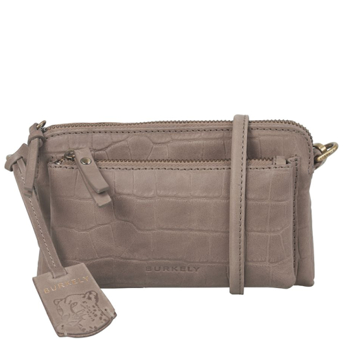 Burkely Croco Cassy taupe