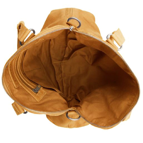 Cowboysbag Carfin geel