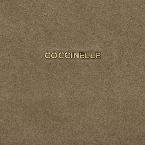Coccinelle Lea Suede taupe