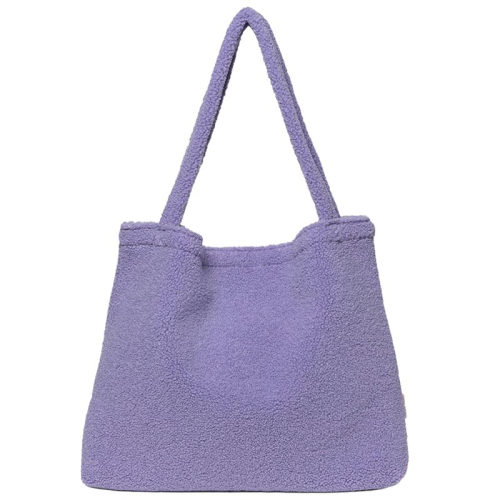 Studio Noos Teddy mom-bag paars