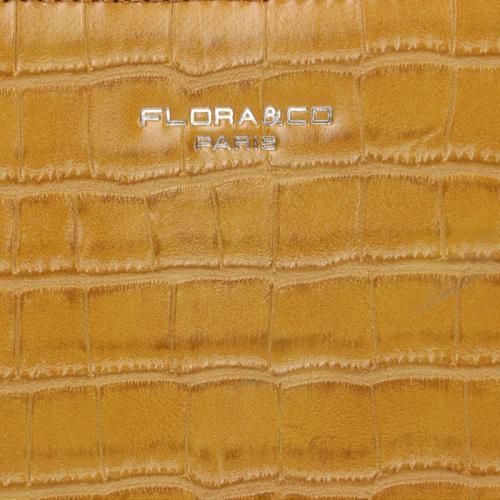 Flora & Co Croco geel
