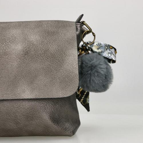 Flora & Co Soft grijs