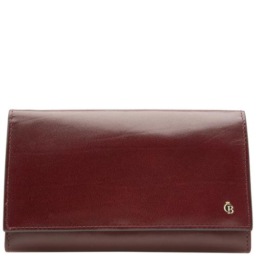 ab6dc1b00b7 Castelijn en Beerens Nevada klein-lederwaren Portemonnees rood 37625.503 |  van Os tassen en koffers