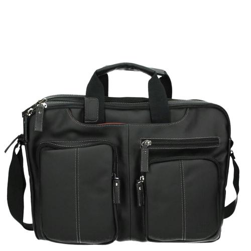 9f88793793b Gabol Exe Werktassen zwart 54014.400   van Os tassen en koffers