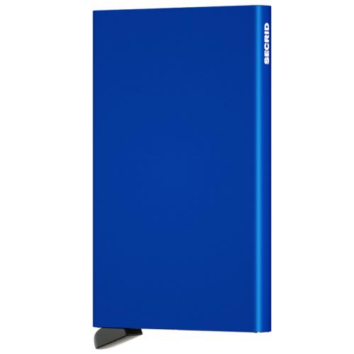 Secrid Cardprotector blauw