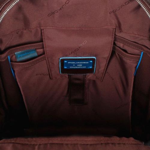 Piquadro Blue Square bruin