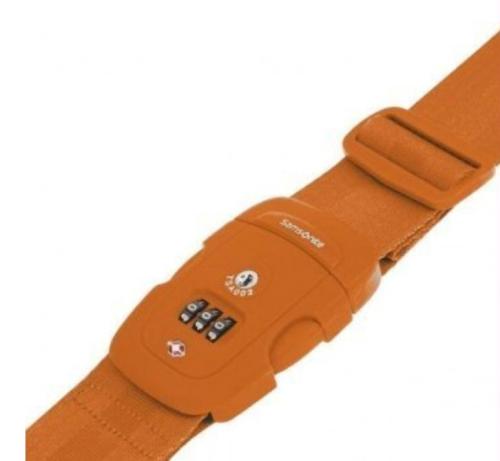 Samsonite Travel Accessoires oranje