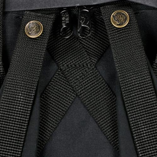 Fjällräven Kånken 17inch zwart