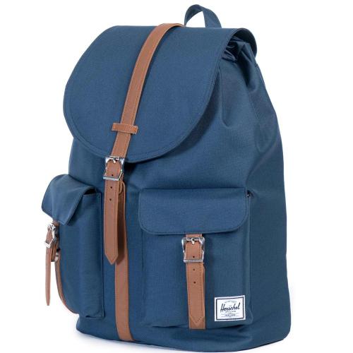 Herschel Classics blauw