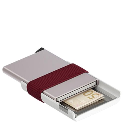 6305f6edfbb Secrid Cardslide Portemonnees zilver 72410.403 | van Os tassen en ...