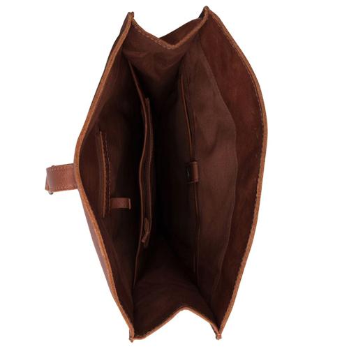Cowboysbag Hooked cognac