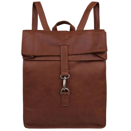 b850b5e2959 Cowboysbag Hooked Rugzakken cognac 80966.305 | van Os tassen en koffers