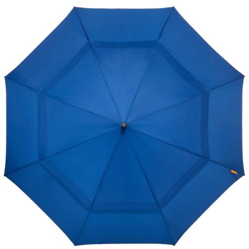 Impliva Golfparaplu Lang Automaat blauw