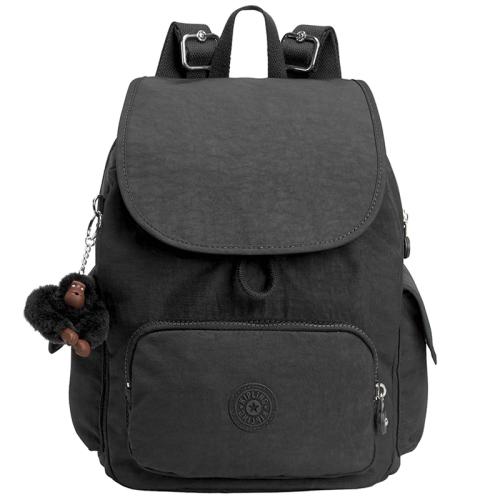Kipling City Pack S zwart