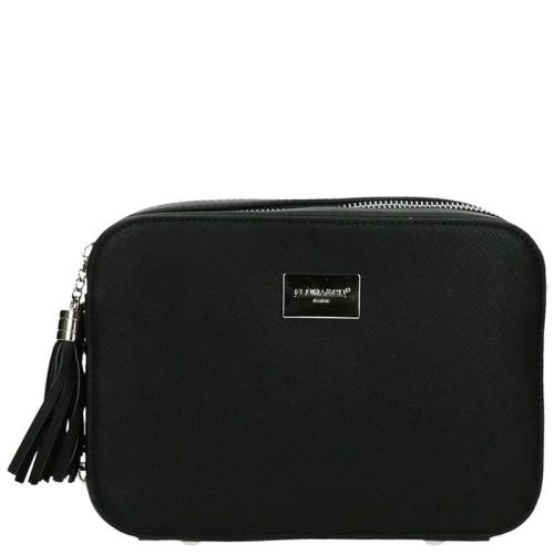 6298cecd23e Flora & Co Saffiano Tassen zwart 83038.400 | van Os tassen en koffers
