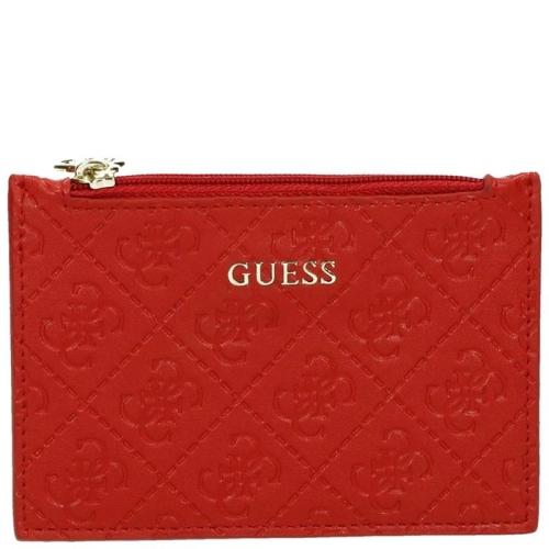 73d5fd2ec42 Guess LoveGuess Portemonnees rood 85903.100 | van Os tassen en koffers