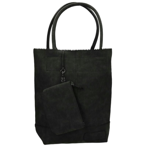 1047cec3e4c Zebra Trends Natural bags Tassen zwart 86740.400 | van Os tassen en koffers