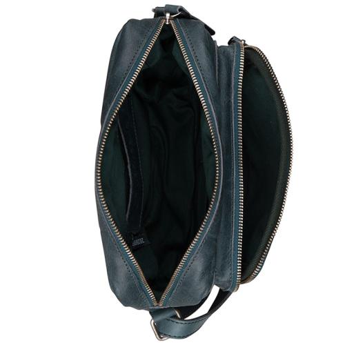 Cowboysbag Oakland blauw