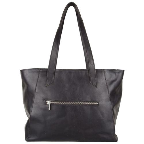 Cowboysbag Slanted zwart