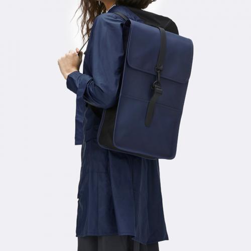 Rains Backpack blauw