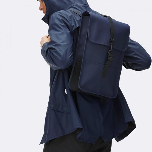 Rains Backpack Mini blauw