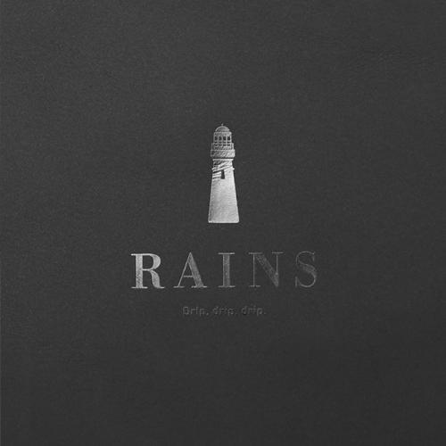 Rains Cosmetic Bag zwart