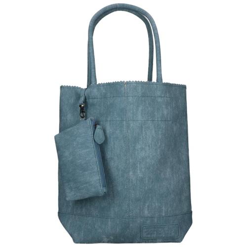 Zebra Trends Natural Bag blauw