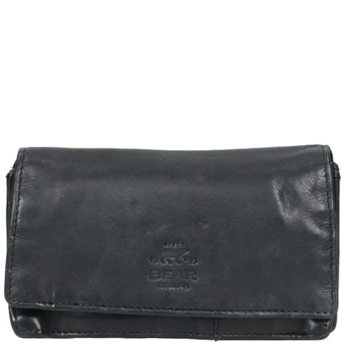 14f2398771f Bear Design Cow Lavato Portemonnees zwart 90261.400 | van Os tassen en  koffers