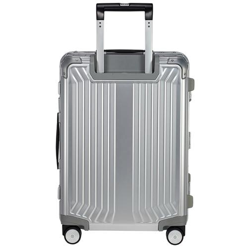 Samsonite Lite-Box Alu zilver