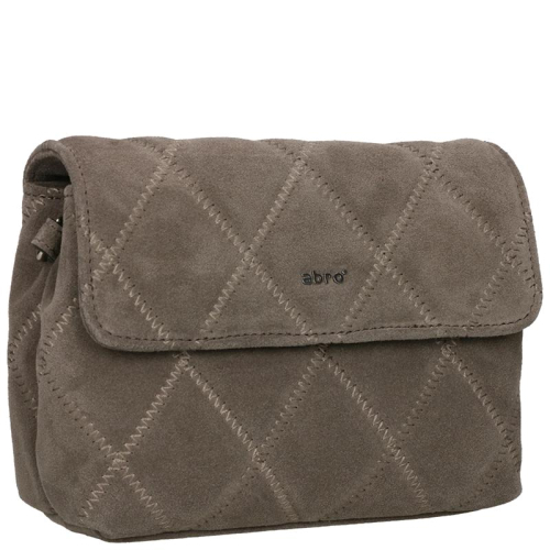 Abro Suede taupe