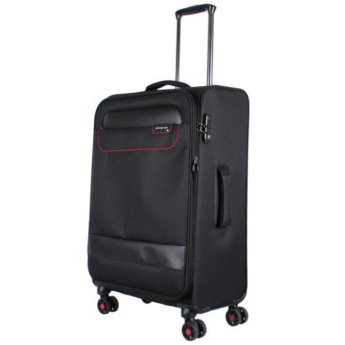 March Luggage Tourer zwart