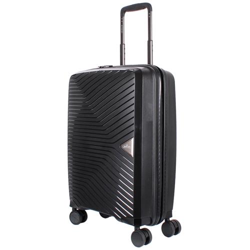 March Luggage Gotthard zwart