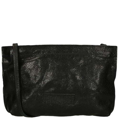 Shabbies Amsterdam Grain Leather zwart