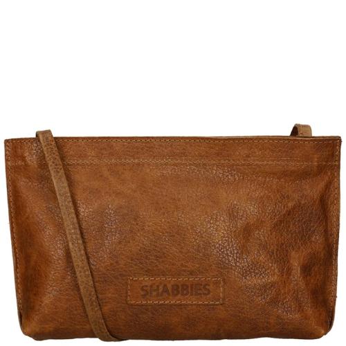 Shabbies Amsterdam Grain Leather bruin