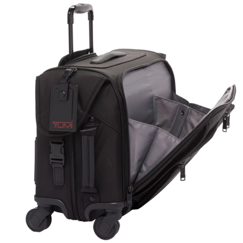 Tumi Alpha Travel zwart