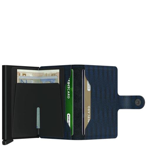 Secrid Miniwallet blauw
